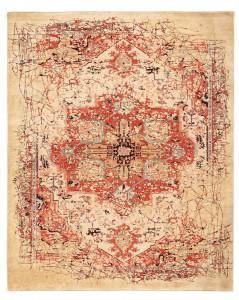 Teppich Jan Kath Serapi Westminster Enjoy 304 x 250 cm 2015 ©Jan Kath
