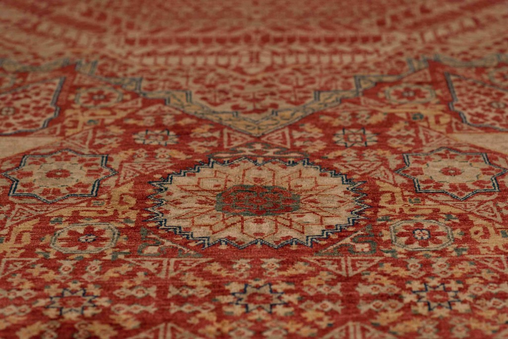 Mamluk Teppich 011585 366 x 271 cm ©Heinrich Gleue Perser-Teppiche
